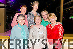 Front L-R Julie Aharne, Margaret Noonan and Mary Burcke, Back L-R Ann Quaid, Renee Geary (Caring for Carers Area Manager in Limerick) and Mary Walsh at the Caring for Carers banquet in the Gleneagle Hotel, Killarney last Friday night.