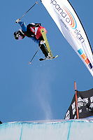 2nd September 2019, South Island, New Zealand; QRC Winter Games NZ, sponsored by Forsyth Barr. FIS freeski ANC<br />