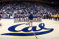 CAL Men's Basketball v. Stanford, March 6, 2013