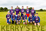 Camp Legends at the Brendan 'Bawnie' O'Driscoll Tournament in aid of Acquired Brain Injury Ireland at Camp playing field on Saturday