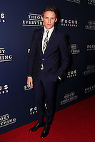 Eddie Redmayne<br />