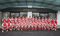 Photo: Matthew Impey/Richard Lane Photography. Longlevens v Rugby Lions. Junior Vase Final at Twickenham. 04/05/2014.
