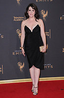 10 September  2017 - Los Angeles, California - Melanie Lynskey. 2017 Creative Arts Emmys - Arrivals held at Microsoft Theatre L.A. Live in Los Angeles. <br /> CAP/ADM/BT<br /> &copy;BT/ADM/Capital Pictures
