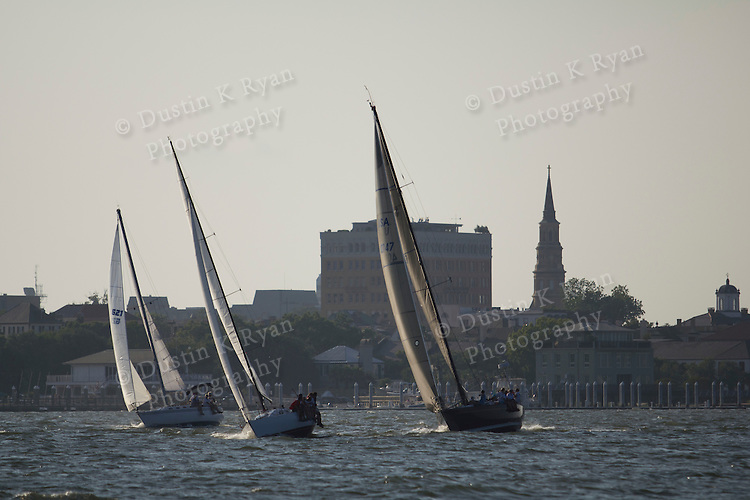 Charleston Ocean Racing Association June 1st 2011 CORA sailing sailboat race
