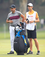 Julian Suri (USA) on the 6th fairway during Round 4 of the UBS Hong Kong Open, at Hong Kong golf club, Fanling, Hong Kong. 26/11/2017<br /> Picture: Golffile | Thos Caffrey<br /> <br /> <br /> All photo usage must carry mandatory copyright credit     (&copy; Golffile | Thos Caffrey)
