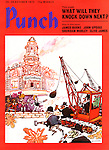 Punch (Front cover, 24 October 1973)