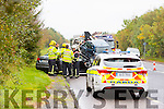 Two vehicles involved in accident on the Tralee to Castleisland road in the Morning of Monday