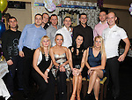 Andrius Giedraitis celebrating his 30th birthday with all his friends in the Star and Crescent. Photo: Colin Bell/pressphotos.ie