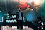 Macklemore & Ryan Lewis headline the Rock 'n' Roll Las Vegas Marathon & ½ Marathon to benefit the Crohn's & Colitis Foundation of America. The Grammy Award winners performed November 16 during the pre-race concert