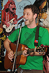 Black Dog, Kaohsiung -- Canadian balladeer Scott Cook performing at the Black Dog in Kaohsiung.