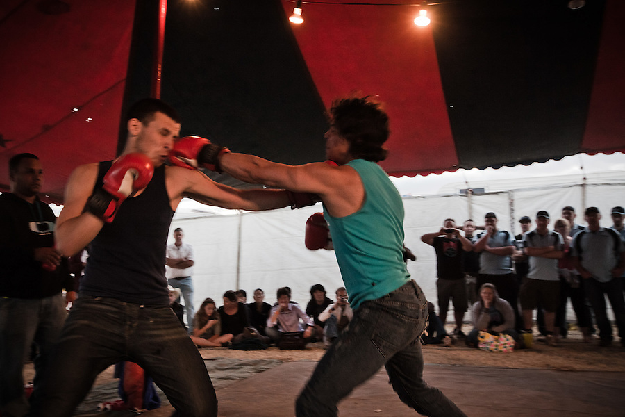sc 1 st  Peter Carroll Photography - PhotoShelter & Alice Springs Show- Roy Bells Boxing Tent | Peter Carroll Photography