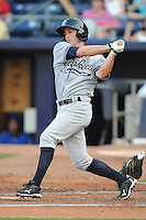 Robby Hammock #6 Third Baseman Scranton/Wilkes-Barre Yankees (Yankees) May 7, 2010 Photo By Tony Farlow/Four Seam Images