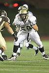 Torrance, CA 11/05/10 - Max Mchugh (Peninsula #59) in action during the Peninsula vs West varsity football game played at West Torrance high school.