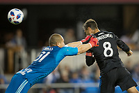 San Jose Earthquakes vs New York Red Bulls, October 06, 2018