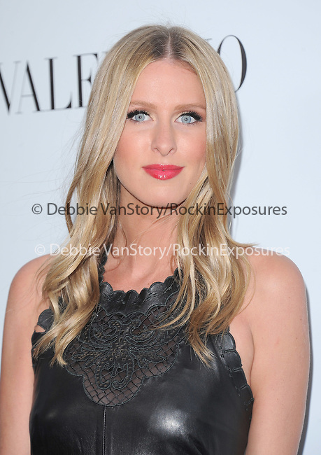 Nicky Hilton attends The Valentino 50th Anniversary and Unveiling of The Valentino Beverly Hills Flagship on Rodeo in Beverly Hills, California on March 27,2012                                                                               © 2012 DVS / Hollywood Press Agency