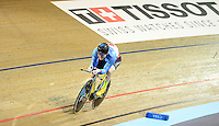 Picture by Simon Wilkinson/SWpix.com - 02/03/2017 - Cycling 2017 UCI Para-Cycling Track World Championships, Los Angeles USA - Gold - WILSON Ross CANADA branding