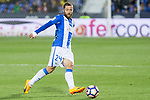 David Timor of Club Deportivo Leganes during the match of La Liga between Deportivo Leganes and Union Deportiva Las Palmas  Butarque Stadium  in Madrid, Spain. April 25, 2017. (ALTERPHOTOS/Rodrigo Jimenez)