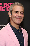 Andy Cohen attends 'The Boys in the Band' 50th Anniversary Celebration at The Booth Theatre on May 30, 2018 in New York City.