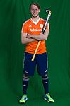 ARNHEM -  MILAN VAN BAAL , lid trainingsgroep Nederlands hockeyteam heren. COPYRIGHT KOEN SUYK