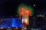Caesars Palace Jays Fireworks 2019