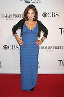 Kathy Najimy at the 66th Annual Tony Awards at The Beacon Theatre on June 10, 2012 in New York City. Credit: RW/MediaPunch Inc. NORTEPHOTO.COM