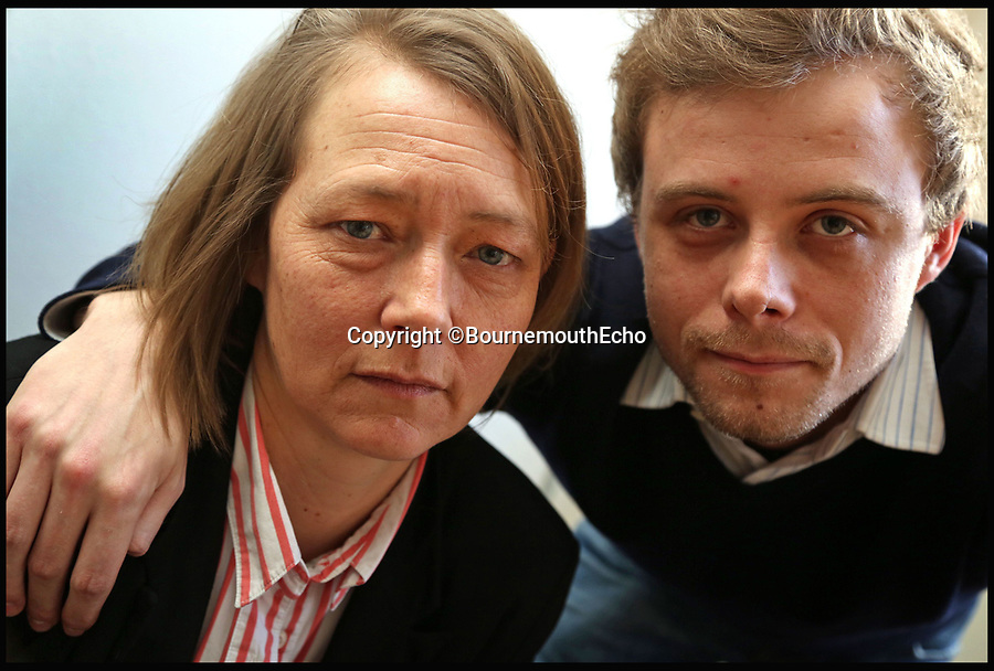 BNPS.co.uk (01202 558833)<br /> Pic: Sally Adams/BNPS<br /> <br /> ***Please Use Full Byline***<br /> <br /> Samantha Gillingham and her son Neil. <br /> <br /> A grieving daughter has today spoken of her outrage that her father could be released from prison later this year without having told her what he did with her mother's body.<br /> <br /> Russell Causley has spent 21 years in prison for the 1985 murder of his wife Carole Packman, becoming one of the first killers in UK history to be found guilty without his victim's remains ever being found. <br /> <br /> Causley was jailed 11 years after Carole's disappearance following confessions to cellmates while serving time in prison for fraud - a sentence he was handed after a lavish attempt to fake his own death as part of an insurance scam in 1993. <br /> <br /> Carole's daughter Samantha Gillingham, 48, successfully pleaded with the Parole Board in 2014 to keep Causley incarcerated, but is now braced for a fresh parole hearing on a date that is yet to be set between September and January.