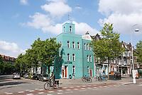 Nederland Amsterdam 2017. El Mouhssinine Moskee in Amsterdam-Noord. Foto Berlinda van Dam / Hollandse hoogte
