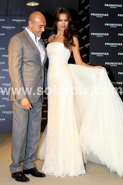 Irina Shayk And Cristiano Ronaldo Wedding 2