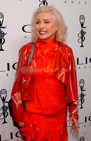 New York, NY- October 1: Debbie Harry from Blondie attends the 2014 CLIO Awards on October 1, 2014 at Cipriani Wall Street in New York City.  Credit: John Palmer/MediaPunch