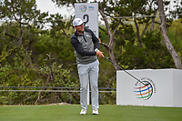 Lucas Bjerregaard (DEN) watches his tee shot on 2 during day 5 of the WGC Dell Match Play, at the Austin Country Club, Austin, Texas, USA. 3/31/2019.<br /> Picture: Golffile | Ken Murray<br /> <br /> <br /> All photo usage must carry mandatory copyright credit (&copy; Golffile | Ken Murray)