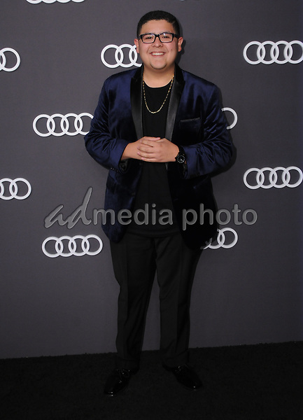 13 September  2017 - Hollywood, California - Rico Rodriguez. Audi Celebrates the 69th Emmys held at The Highlight Room in Hollywood. Photo Credit: Birdie Thompson/AdMedia