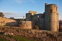 Europe/France/Pays de la Loire/44/Loire-Atlantique/Clisson: Château d'Olivier de Clisson