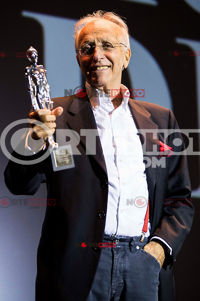 American director Ruggero Deodato receive the Maria Honorifica Award at Festival de Cine Fantastico de Sitges in Barcelona. October 11, Spain. 2016. (ALTERPHOTOS/BorjaB.Hojas) NORTEPHOTO.COM