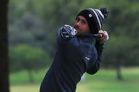 Rhys Enoch (WAL) on the 16th tee during Round 4 of the Challenge Tour Grand Final 2019 at Club de Golf Alcanada, Port d'Alcúdia, Mallorca, Spain on Sunday 10th November 2019.<br /> Picture:  Thos Caffrey / Golffile<br /> <br /> All photo usage must carry mandatory copyright credit (© Golffile | Thos Caffrey)