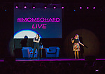 Kristin Hensley and Jen Smedley perfom during the IMomSoHard show on Saturday, March 3, 2018 at the Silver Legacy Resort Casino.
