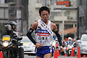 Syota Hattori (Nittai-Univ), JANUARY 2, 2012 - Athletics : The 88th Hakone Ekiden Race the 1st section in Kanagawa, Japan. (Photo by Akihiro Sugimoto/AFLO SPORT) [1080]
