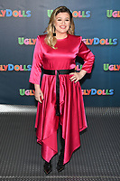 """13 April 2019 - Beverly Hills, California - Kelly Clarkson. """"UglyDolls"""" Los Angeles Photo Call held at The Four Seasons Hotel.  <br /> CAP/ADM/BB<br /> ©BB/ADM/Capital Pictures"""