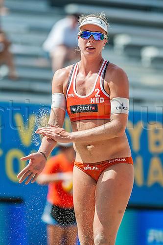 29.09.2015-04.10.2015 Fort Lauderdale, Florida, USA. Swatch Beach Volleyball Beach volleyball FIVB World Tour Finals 2015. , Madelein Meppelink (NED)