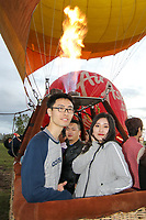 April 03 2019 Hot Air Balloon Gold Coast and Brisbane
