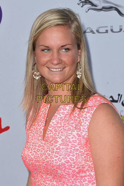 Angelique Kerber<br /> attending the WTA Pre-Wimbledon Party at  The Roof Gardens, Kensington, London England 25th June 2015.<br /> CAP/PL<br /> &copy;Phil Loftus/Capital Pictures