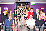 Tara McCarthy Aghadoe, Killarney seated second from left celebrates her 30th birthday in Corkery's bar Killarney with her family and friends Saturday night   Copyright Kerry's Eye 2008