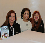 04-26-14 Jackie Zeman - sister Carol -  Lauri Landry - Jane Elissa Ct Expo