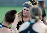 Tessa Jopp. Blacksticks Women's training game v Chile ahead of the 2019 FIH International Pro League Tournament, Grammar Hockey Turf, Auckland, New Zealand. Monday 17  December 2018. Photo: Simon Watts/Hockey NZ