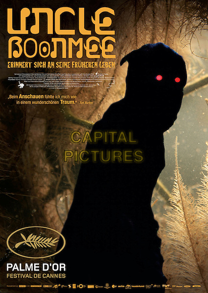 GERMAN POSTER ART.in Uncle Boonmee Who Can Recall His Past Lives (Loong Boonmee raleuk chat).*Filmstill - Editorial Use Only*.CAP/FB.Supplied by Capital Pictures.
