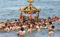 Ennoshima Island Tennon festival