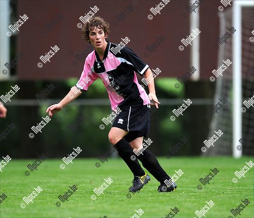 2011-07-27 / Voetbal / seizoen 2011-2012 / SK Rapid Leest / Jacob Verelst..Foto: mpics