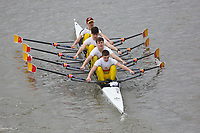 Crew: 133   Tideway Scullers School   Op J16 4x-<br /> <br /> Schools' Head of the River 2018<br /> <br /> To purchase this photo, or to see pricing information for Prints and Downloads, click the blue 'Add to Cart' button at the top-right of the page.