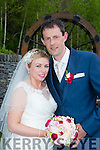 Shinead O'Shea, Lative, Portmagee, daughter of Michael and Margaret, and Neil Murphy, Coolroe, Glenbeigh, son of Barney and bridget, who were married in St Patricks church, Portmagee on Saturday, Fr David Gunn officiated at the ceremony, best man was Bernard Murphy, groomsmen were Pat looney and john Sheehan, bridesmaids were Kathleen Houlihan, Tara butler and Caroline O'Sullivan, flowergirl was Esme O'Shea, pageboy was Jack Houlihan, the reception was held in the Killarney heights Hotel and the couple will reside in Glenbeigh