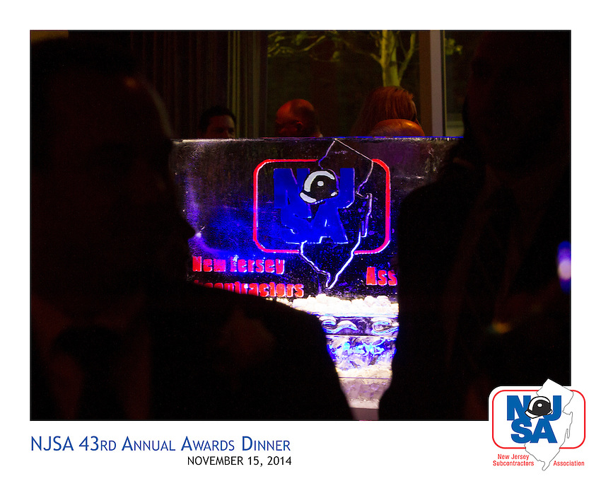 The 2014 New Jersey Subcontractors Association 43rd annual gala awards celebration at The Heldrich Hotel on Sat., Nov. 15 in New Brunswick.