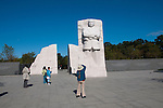 Martin Luther King Jr Memorial, Washington, DC, dc124535